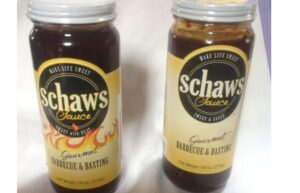 Schaws Sweet and Sassy Gourmet Barbecue and Basting Sajuce and Schaws Sweet with Heat Barbecue and Basting Sauce Recalled August 26, 2020