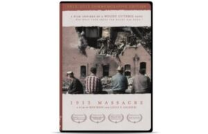 Beaumier Center & WNMU-TV to Screen '1913 Massacre' Friday October 30, 2020