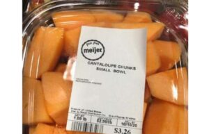 Meijer Recalls Whole Cantaloupes and Select Cut Cantaloupe Trays Due to Potential Health Risk October 7, 2020