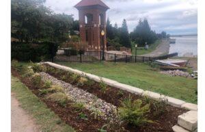 Four Rain Gardens Installed in Marquette October 26, 2020