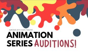 SAYT Accepting Auditions for Upcoming Animation Series thru October 25, 2020