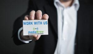 Work at mediaBrew Communications
