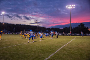 Ishpeming and Negaunee High School Football
