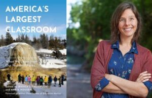 Thompson Earns Second Honor for National Parks Book November 16, 2020