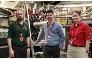 NMU Physics Researchers' Work Showcased November 20, 2020