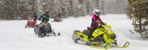 Power up snowmobile season with your trail permit November 13, 2020