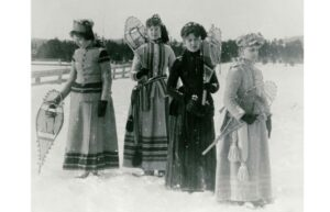 MRHC Presents A Walk on the Snow and Back in Time January 13, 2021