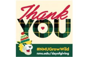 NMU Day of Giving Increases Aid, Opportunity December 10, 2020