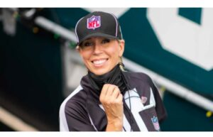 NFL Ref Sarah Thomas Gives Talk thru NMU's Platform Personalities March 23, 2021