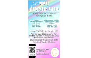 Virtual Annual NMU Gender Fair starts March 1, 2021