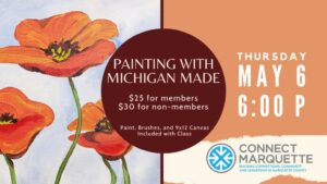 Join the Painting with Michigan Virtual Art Class