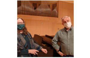 NMU Department of Music Virtual Faculty Recital April 15, 2021