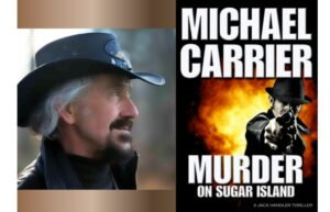 UP Notable Book Club presents a virtual Q&A with UP Author Michael Carrier May 13, 2021