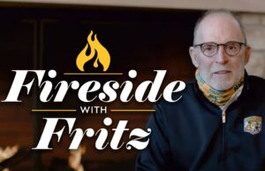 "NMU Presents ""Fireside with Fritz"" Wednesday May 12, 2021"