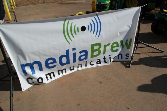 mediaBrew Banner at Runs Like A Deere Giveaway