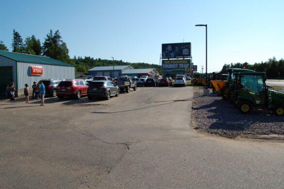 Parking - mediaBrew Runs Like A Deere Giveaway Party
