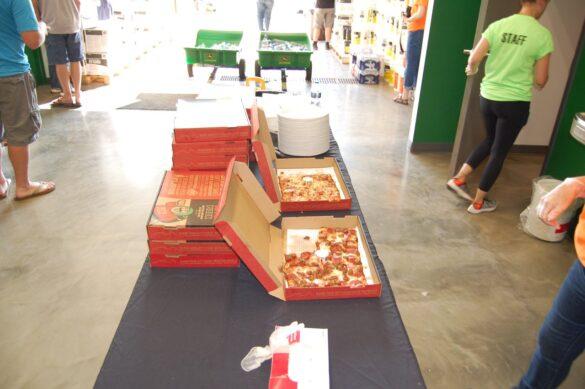Jet's Pizza - Yum!