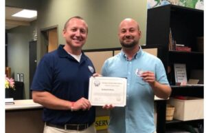 NMU alumnus Boal Honored for Helping Student-Veterans August 25, 2021