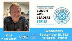 Lunch With Leaders - Kurt Hauswirth