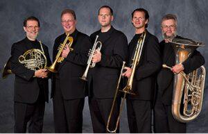 NMU Hosts Wisconsin Brass Quintet September 17, 2021