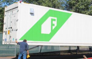 Shipping Container Aids NMU Indoor Agriculture Program September 8, 2021