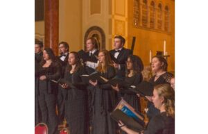 NMU Arts Chorale and University Choir Perform October 5, 2021